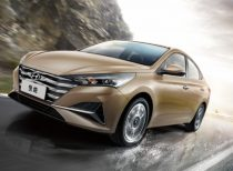 2020 Hyundai Verna China Front