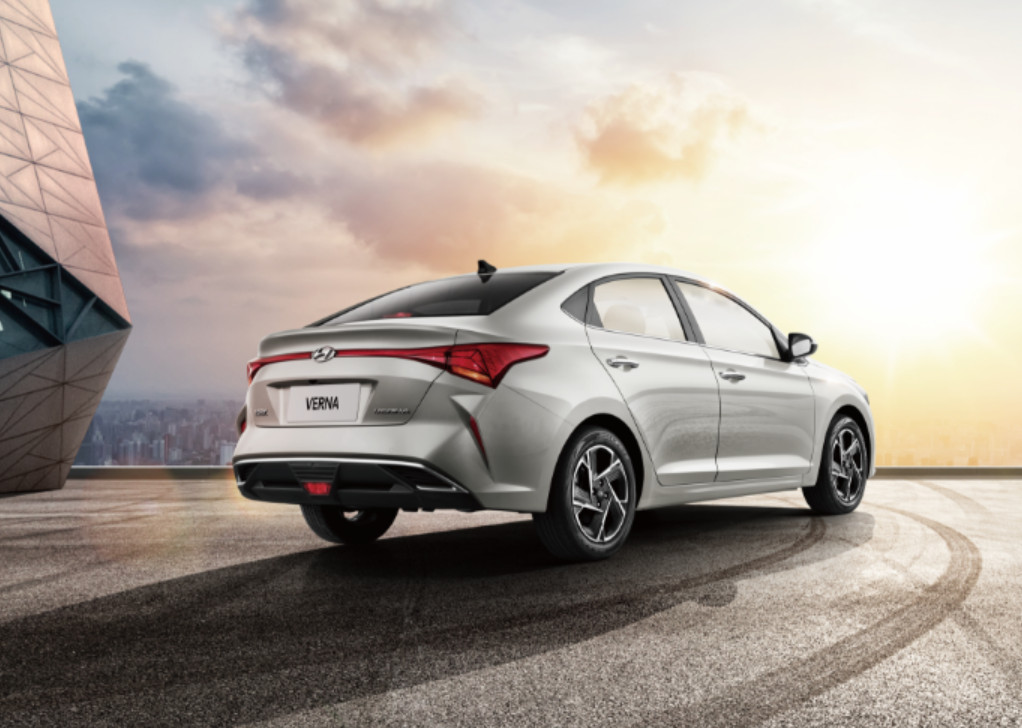 2020 Hyundai Verna China