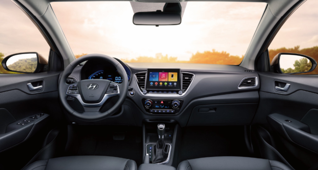 2020 Hyundai Verna Interior China