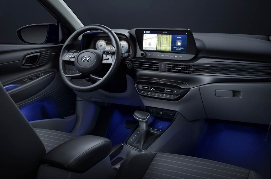 2020 Hyundai i20 Interior Revealed