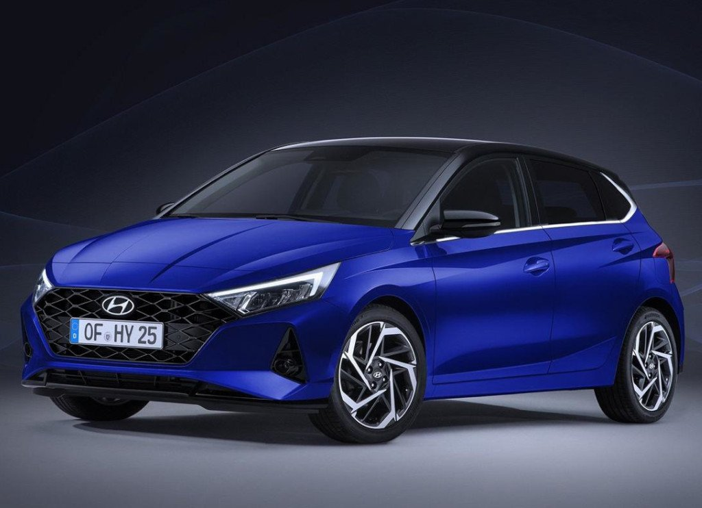 2020 Hyundai i20 Revealed