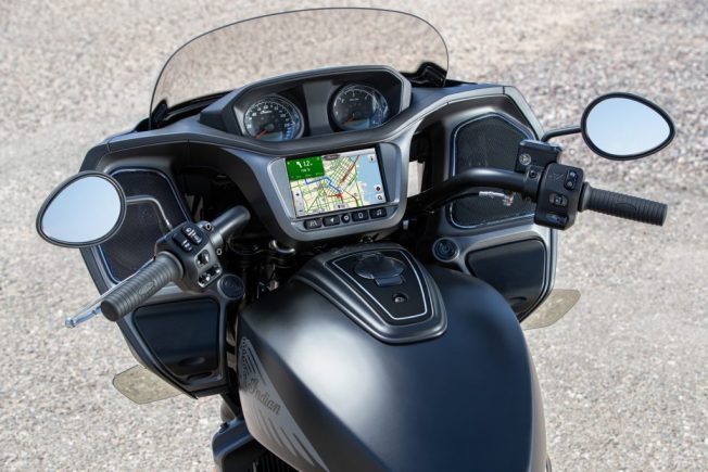 2020 Indian Challenger Instrument Cluster