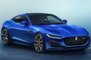 2020 Jaguar F-Type Front
