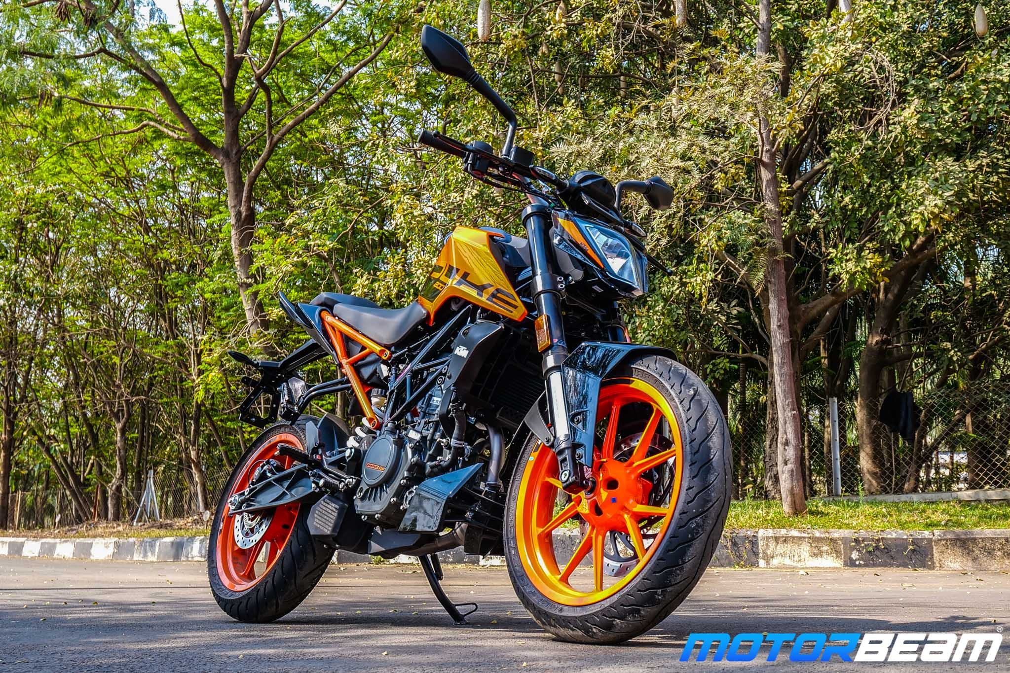 2020 KTM Duke 200 BS6 Test Ride Review