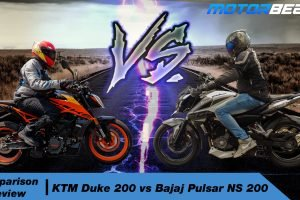 2020 KTM Duke 200 vs Bajaj Pulsar NS 200 - Comparison