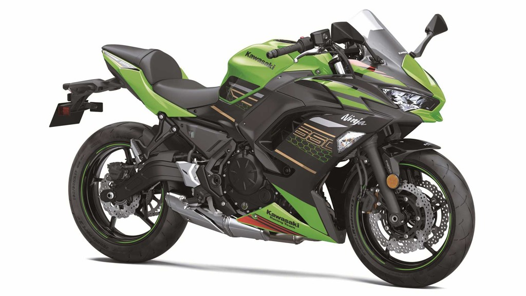 2020 Kawasaki Ninja 650 Specifications