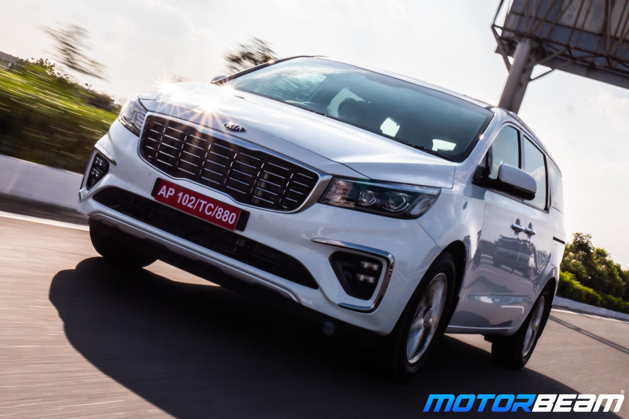 2020 Kia Carnival Review Test Drive