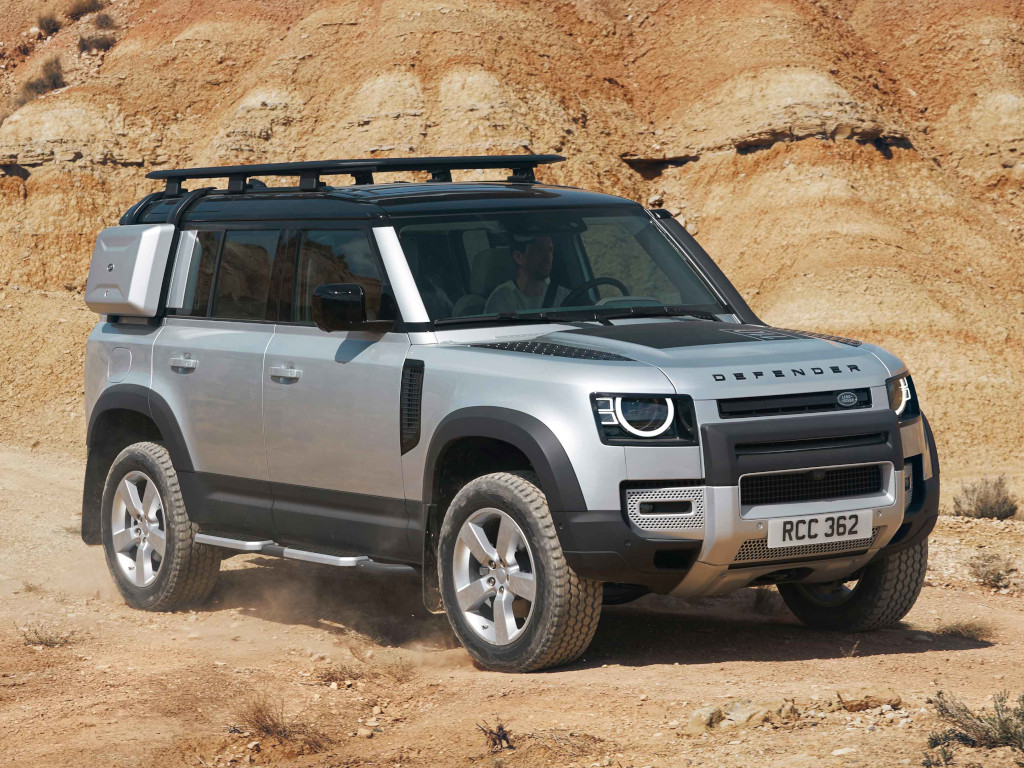 2020 Land Rover Defender Specs