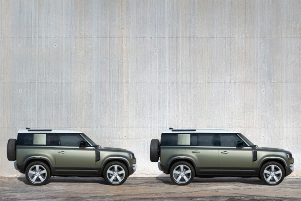 2020 Land Rover Defender Unveil