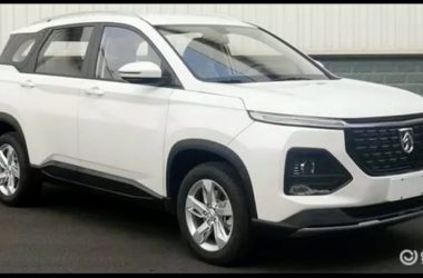 2020 MG Hector Facelift
