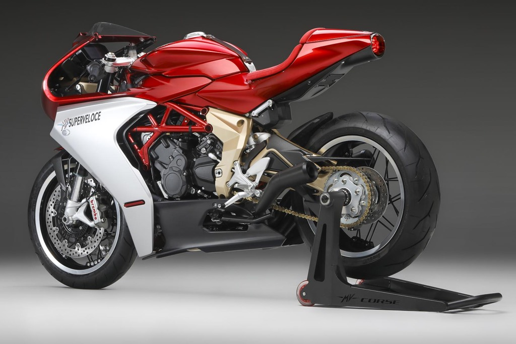 2020 MV Agusta Superveloce 800 Colours