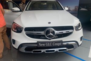 2020 Mercedes GLC Coupe Front