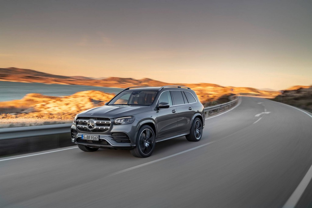 2020 Mercedes GLS Revealed