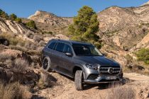 2020 Mercedes GLS Unveiled