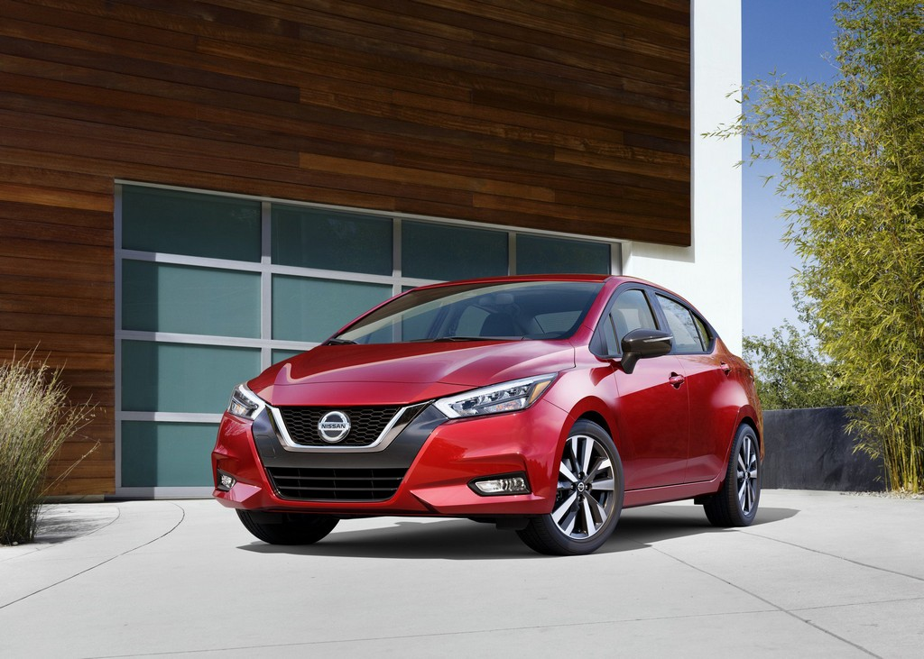 2020 Nissan Sunny Unveiled
