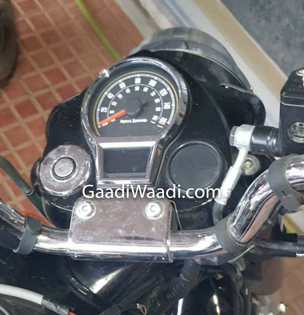 2020 RE Classic Instrument Cluster