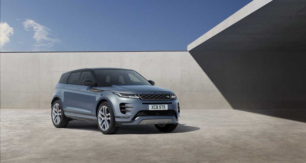 Range Rover Evoque teased again