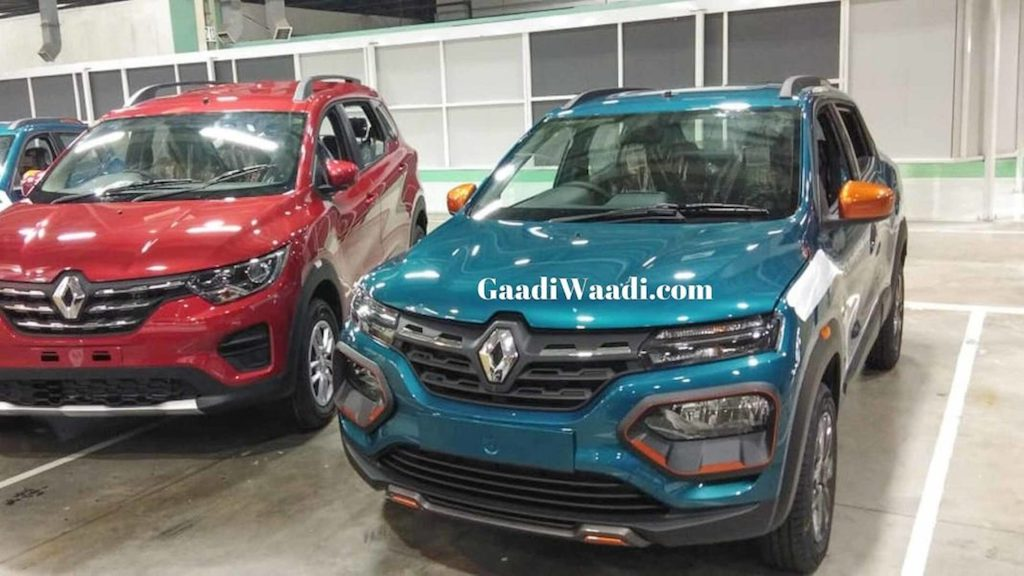 2020 Renault Kwid Climber Images