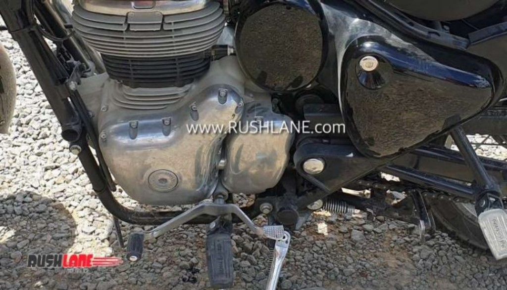 2020 Royal Enfield 350 Gearbox