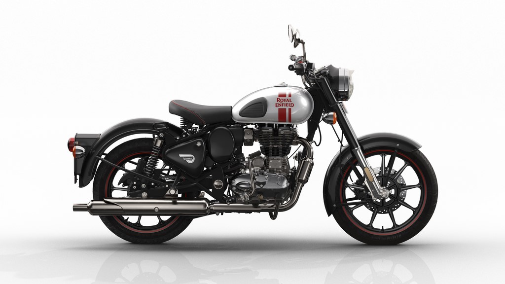 2020 Royal Enfield Classic 350 Colours