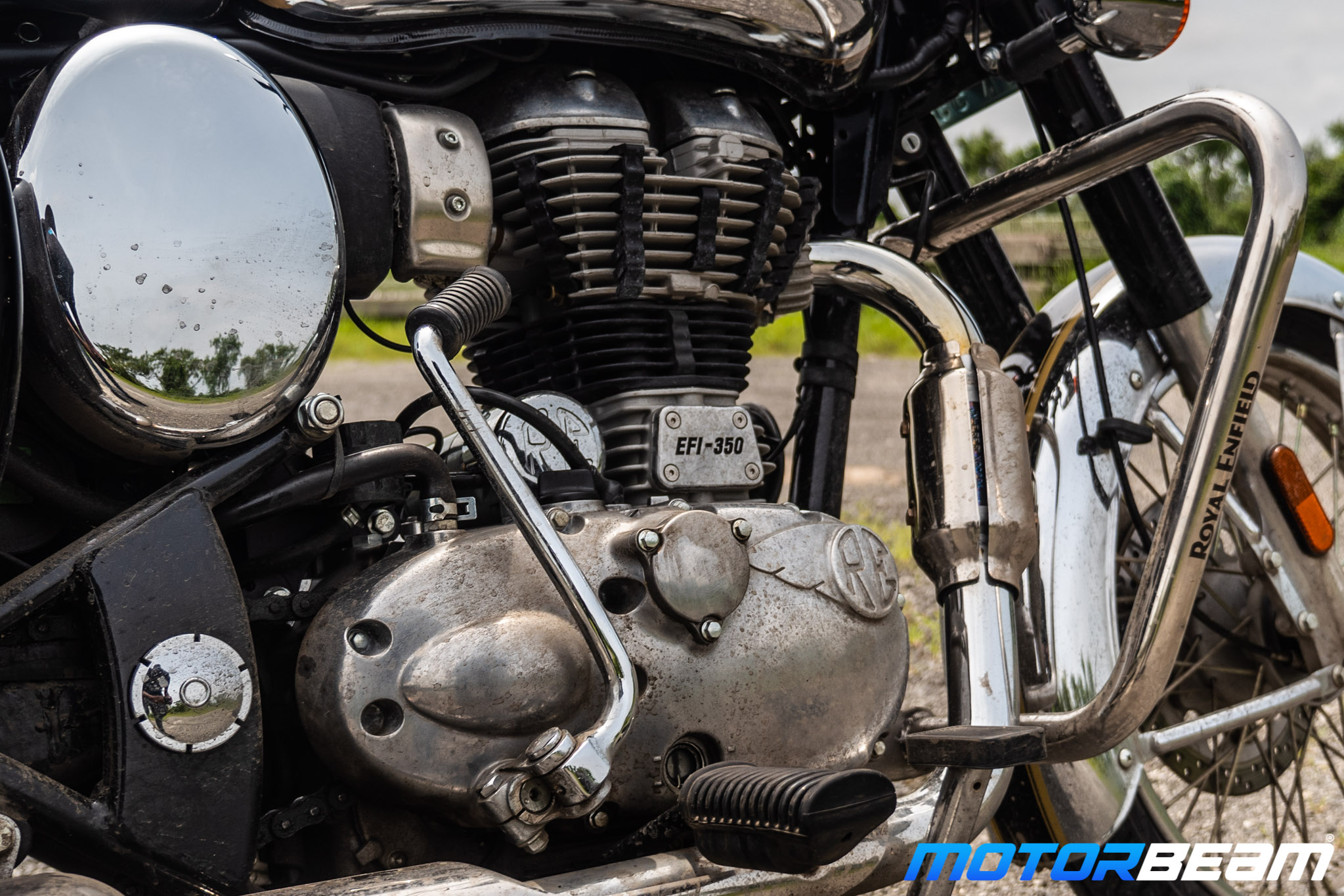 2020 Royal Enfield Classic 350 Review 15