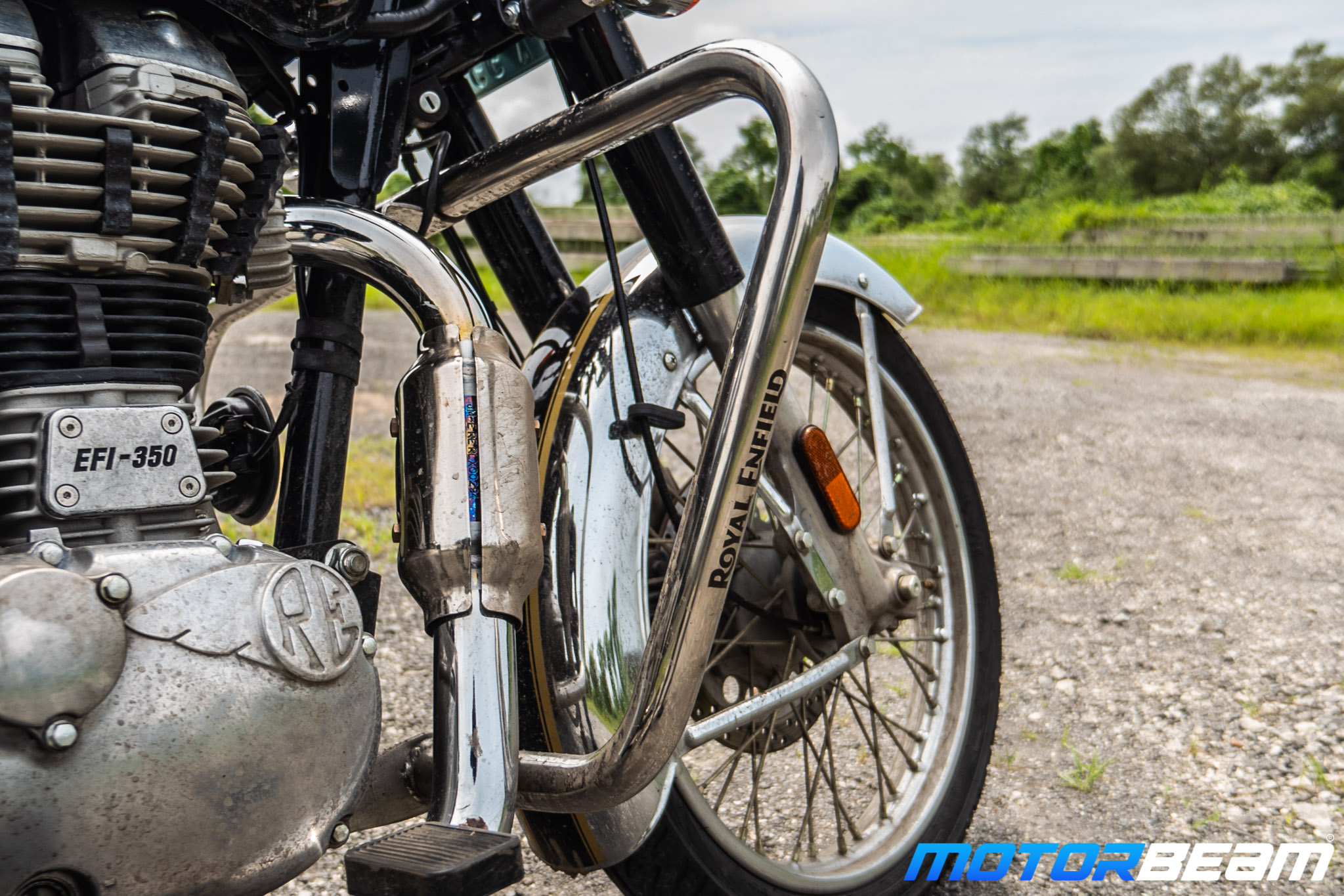 2020 Royal Enfield Classic 350 Review 24