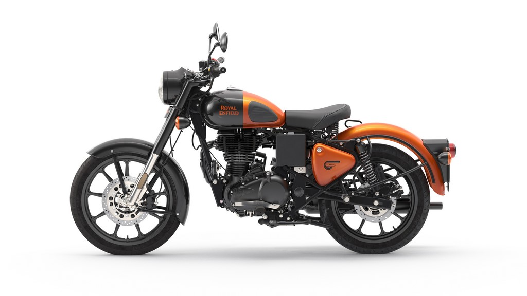 2020 Royal Enfield Classic 350 Side