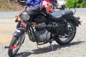 2020 Royal Enfield Classic 350 Spy Shots