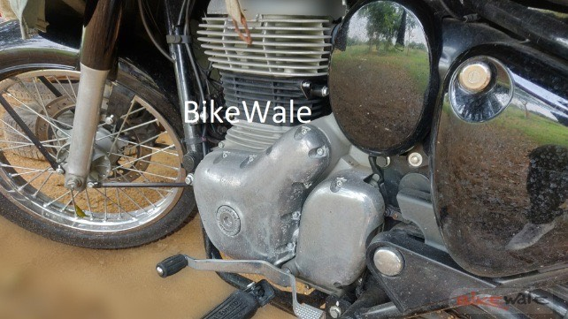 2020 Royal Enfield Classic Engine