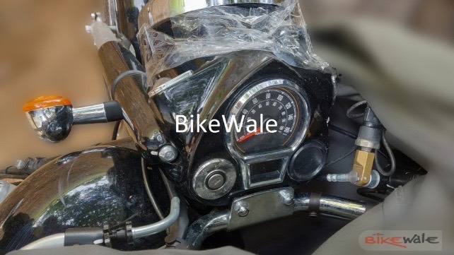 2020 Royal Enfield Classic Speedometer