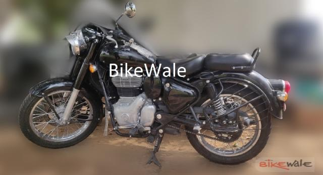 2020 Royal Enfield Classic Spied