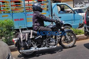 2020 Royal Enfield Classic Spotted