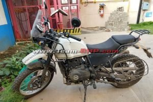 2020 Royal Enfield Himalayan Spotted