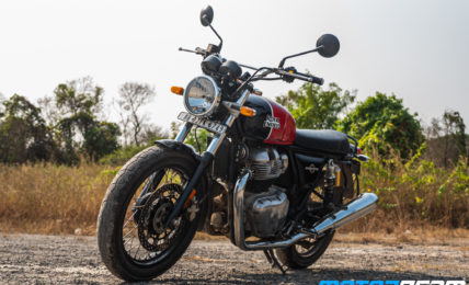 2020 Royal Enfield Interceptor 650 Review 4