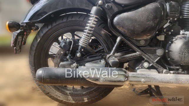 2020 Royal Enfield Thunderbird Exhaust