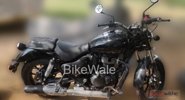 2020 Royal Enfield Thunderbird Spied