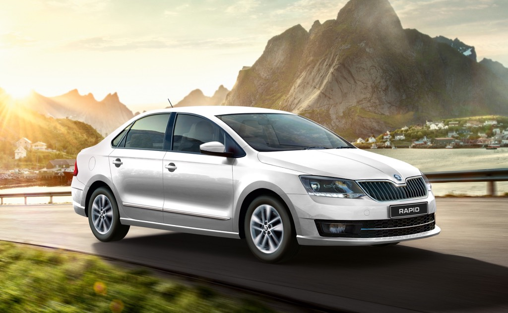 2020 Skoda Rapid Bookings