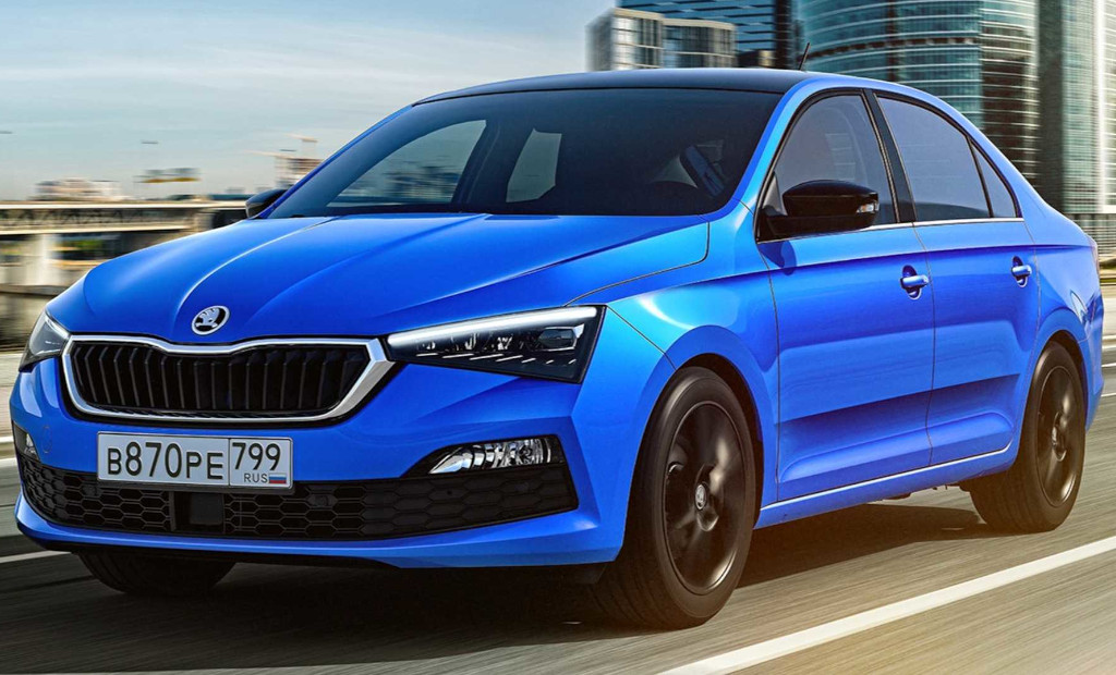 Upcoming Skoda cars to include Rapid successor that might look like international version