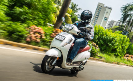 2020 Suzuki Access 125 Review 28