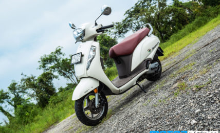 2020 Suzuki Access 125 Review 3