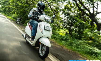 2020 Suzuki Access 125 Review 31