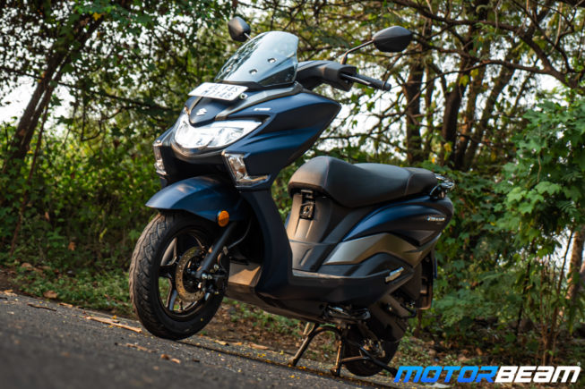 May 2021 Scooter Sales