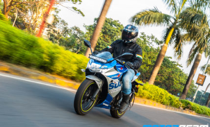2020 Suzuki Gixxer SF 250 Review 1