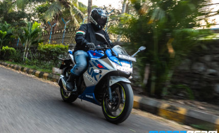2020 Suzuki Gixxer SF 250 Review 36