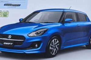 2020 Suzuki Swift Leaked