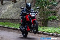 2020 TVS Apache 160 4V Test Ride Review