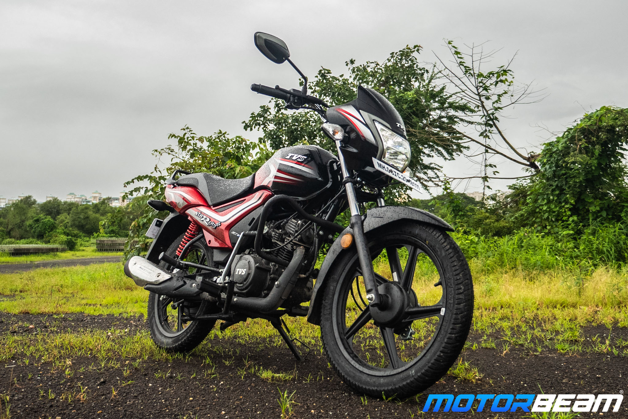 2020 TVS Star City+ Review 15