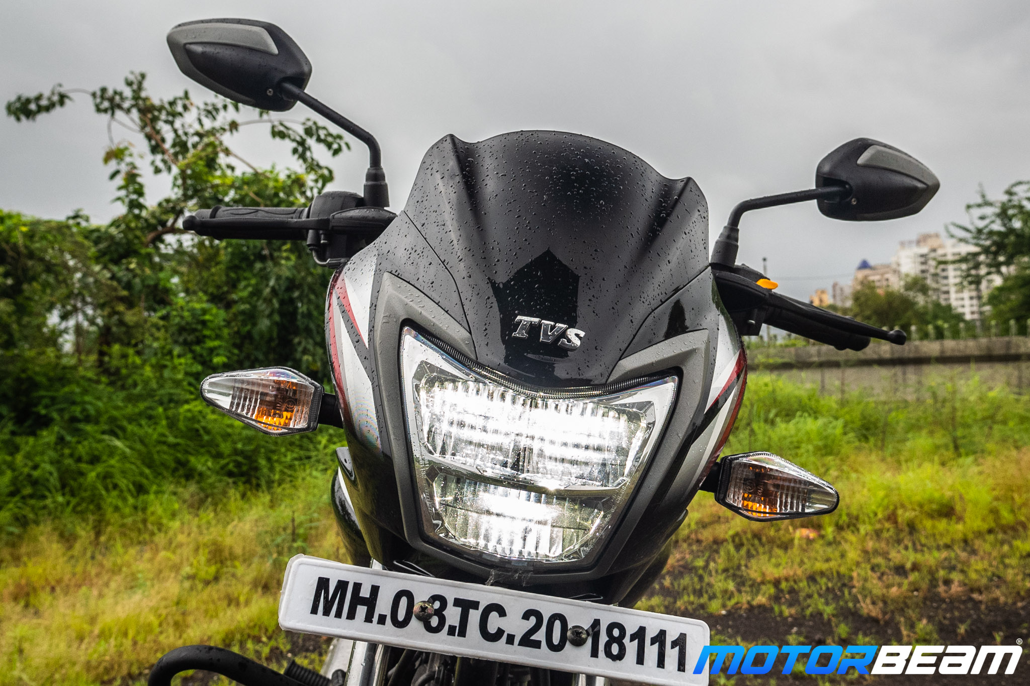2020 TVS Star City+ Review 7