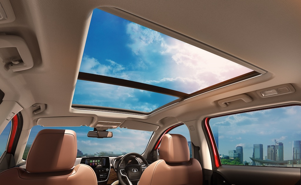 2020 Tata Harrier Sunroof