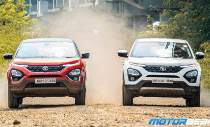 2020 Tata Harrier vs 2019 Tata Harrier